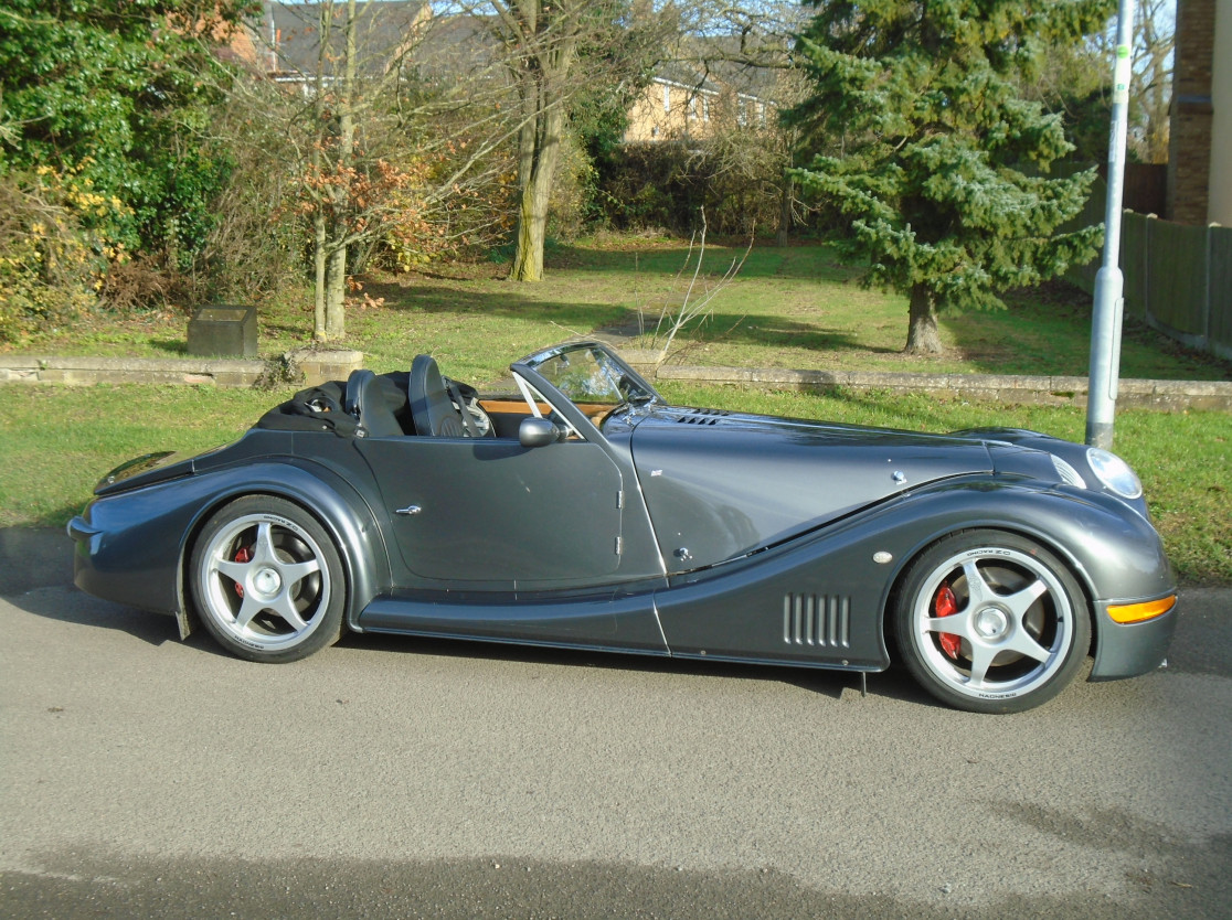 Morgan Aero 8 Series 1