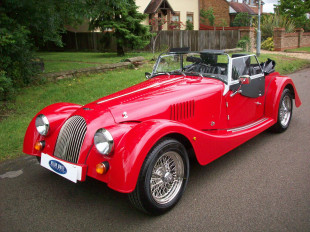 Morgan Plus 4 Automatic
