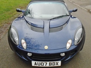 Lotus Ellise 111R with Supercharger