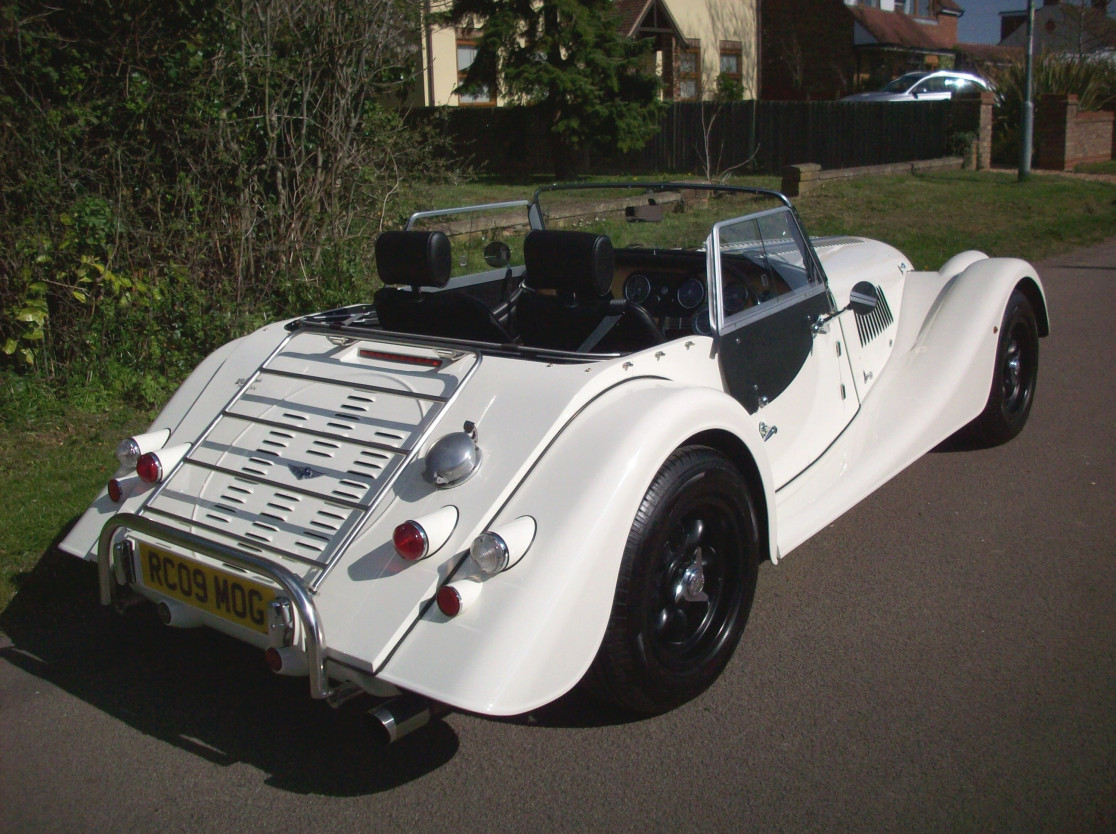 Morgan +4 Supersport