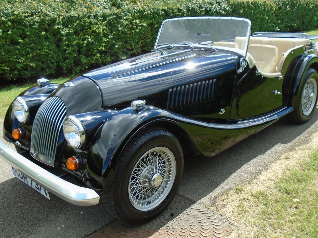 Morgan 4/4 4-seater