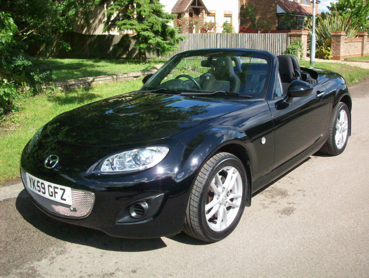 Mazda MX5 SC Coupe