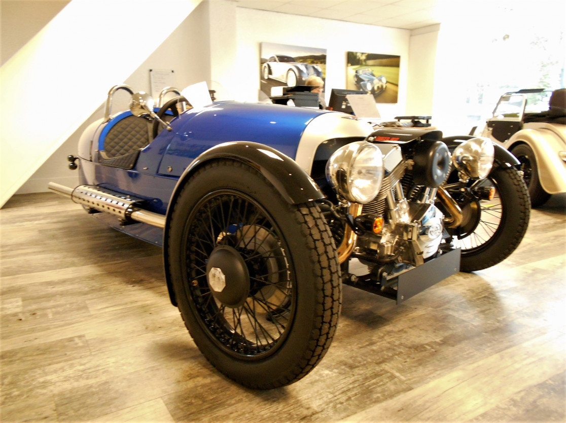 Morgan 3 Wheeler Euro 3