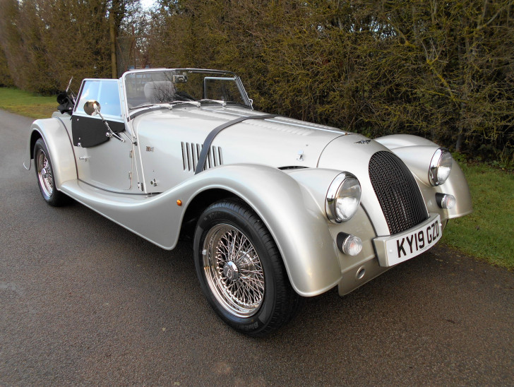Morgan Plus 4 110 Edition