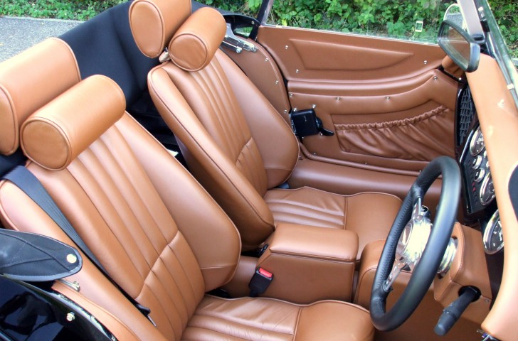 Morgan interior trim - seats