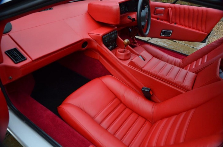 Lotus Full Interior Retrims