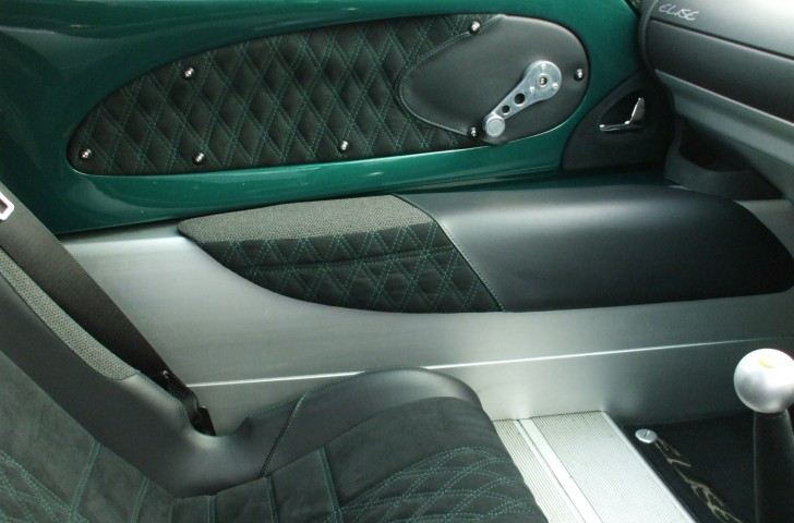 S1 Lotus Elise interior trim panels