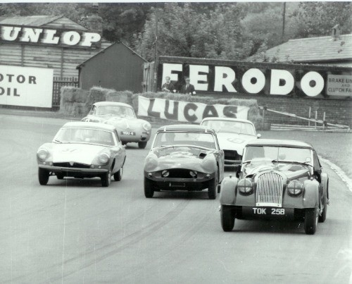 Morgan Plus 4 Le Mans 1962