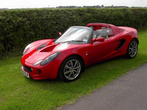 Lotus Elise at Allon White Sports Cars