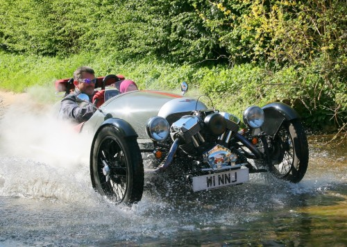 Morgan 3 Wheeler Sports Car