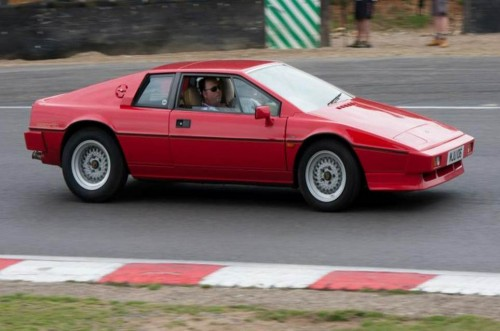 Lotus Esprit.  Courtesy of James Thorburn