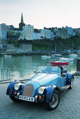Morgan car hire - anytime, anyplace, anywhere...