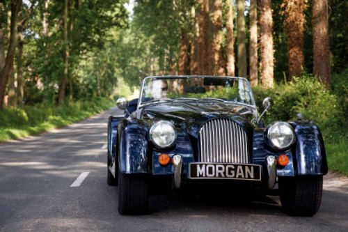 Morgan car hire - drive the dream