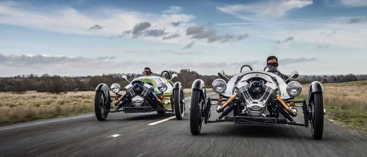 Morgan 3 Wheelers