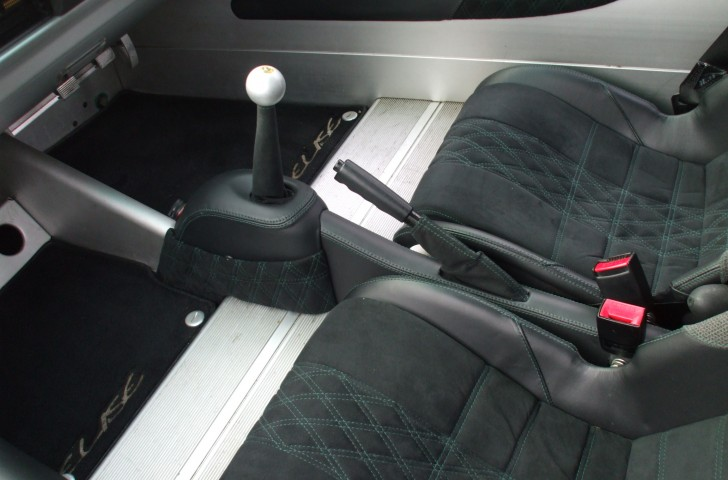 Elise S1 or Exige Centre Console with pocket