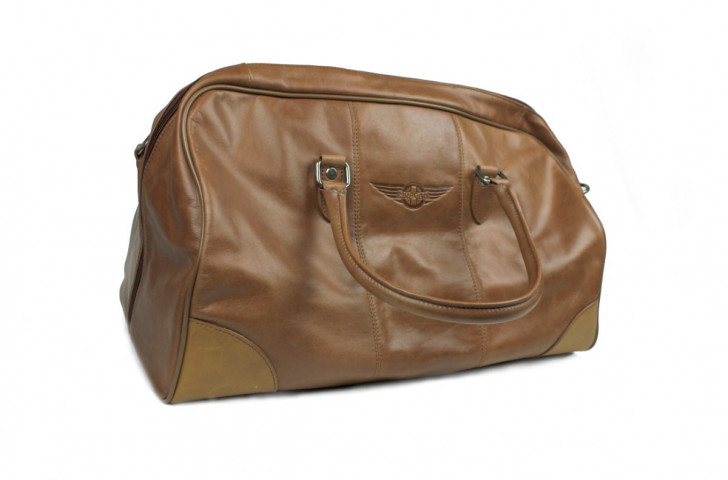 Morgan Leather Travel Bag